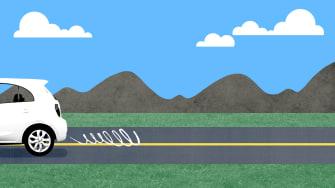 A road trip.