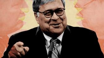 Bill Barr.