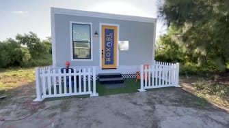Elon Musk's house