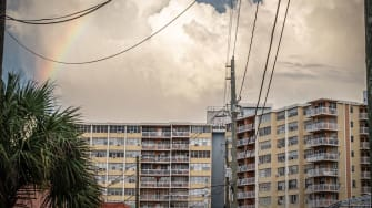 Crestview Towers Condominium.