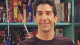 Ross Geller.