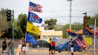 Arizona Trump supporters