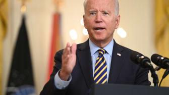 Biden talks about Afghanistan