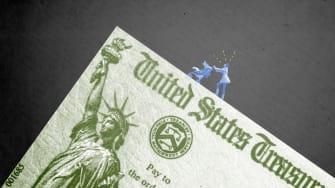 A tax check.