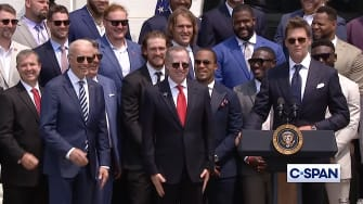 Tom Brady, Joe Biden
