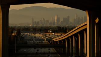 American highway.