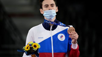 Mikhail Artamonov.