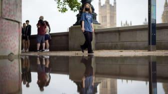 Civilian in London.