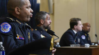 U.S. Capitol Police Sgt. Aquilino Gonell