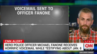 Officer Michael Fanone.