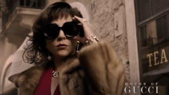 Lady Gaga as Patrizia Reggiani.