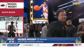 Moses Moody.