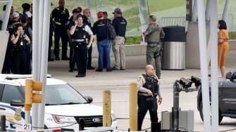 Pentagon Transit Center shooting