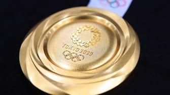 Olympics gold medal