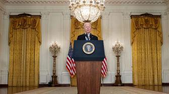 Biden address.