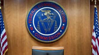 The FCC seal.