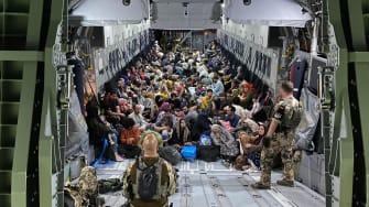 Kabul evacuation