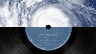 A hurricane and a record.