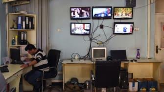 Afghan reporter.