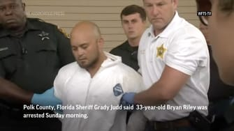 Police arrest Florida gunman