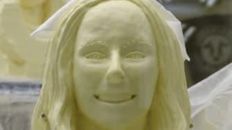 One of Linda Christensen's butter heads.