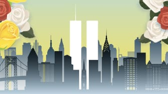 The World Trade Center.