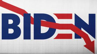 Biden's logo.
