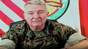 Gen. McKenzie.