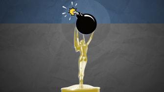An Emmy.