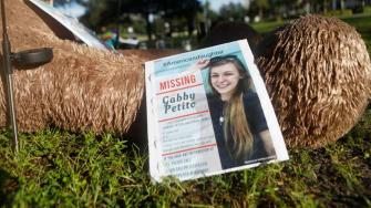 A memorial to Gabby Petito.