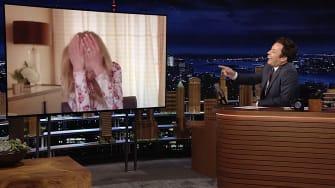 Jimmy Fallon and Nicole Kidman