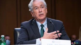 CIA Director William Burns