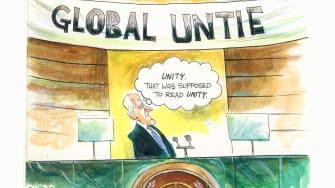 Untie the world!