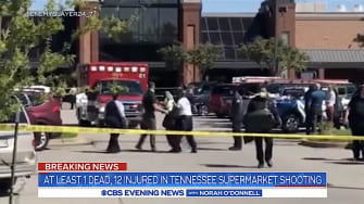 Shooting at Memphis-area grocery store