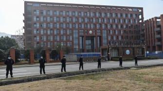 Wuhan Institute of Virology.