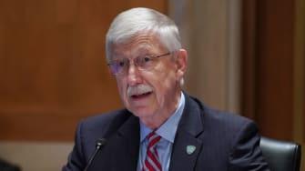 NIH Director Francis Collins.