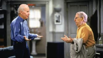 President Biden and Mitch McConnell.