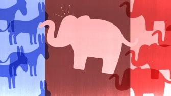Democrats and Republicans.