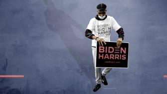 A Biden voter.