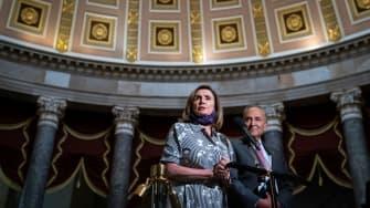 Pelosi and Schumer.
