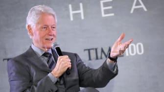 Bill Clinton.