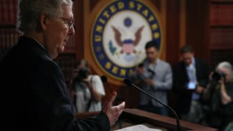 McConnell discusses gerrymandering
