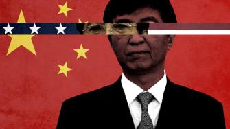Wang Huning.