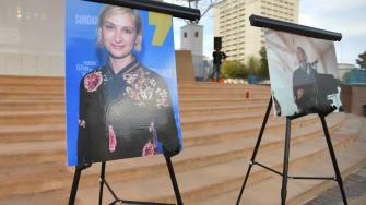 Halyna Hutchins vigil