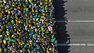 Demonstrators.