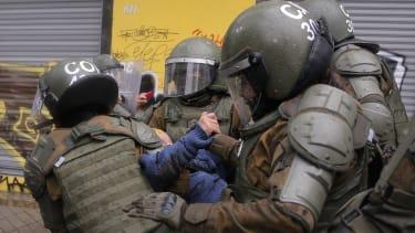 An arrest.