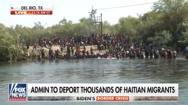 Coverage of the migrant crisis