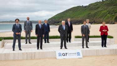 The G7 summit