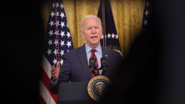 Biden at the White House