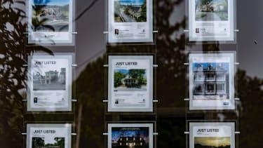 Real estate listings.